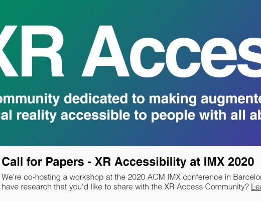 XR Access